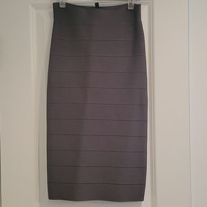 BCBG Maxazria Bandage Pencil Skirt